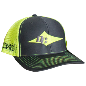 DC Hat - Neon Yellow, Black